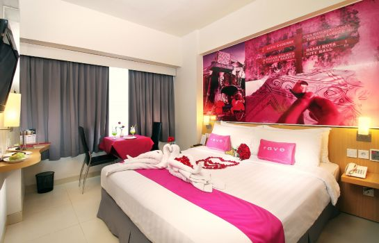 Single room (standard) Fave Hotel Adi Sucipto
