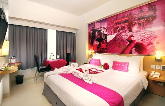 Double room (superior) Fave Hotel Adi Sucipto