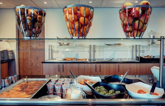 Breakfast buffet Best Western Plus Amedia Amsterdam Airport