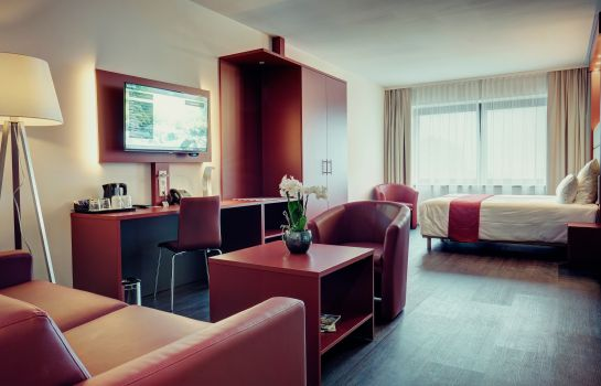 Triple room Best Western Plus Amedia Amsterdam Airport