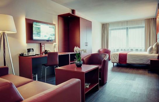 Room Best Western Plus Amedia Amsterdam Airport