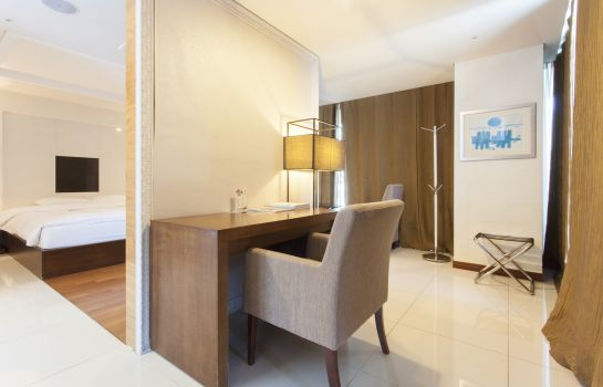 Suite Sunset Hotel Pusan