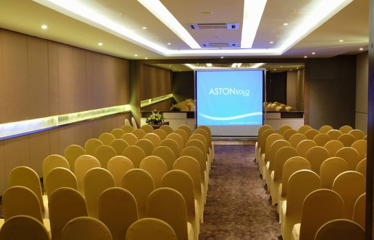 Meeting room Aston Solo Hotel