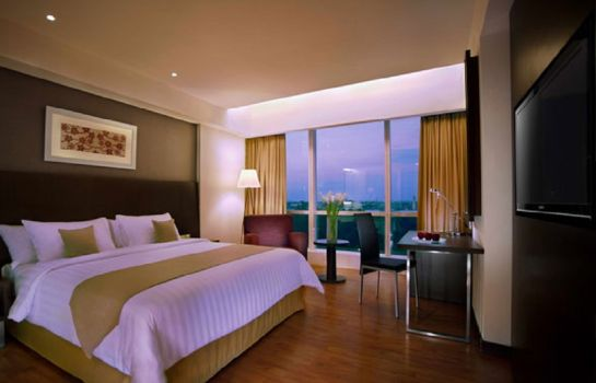 Double room (standard) The Alana Surabaya
