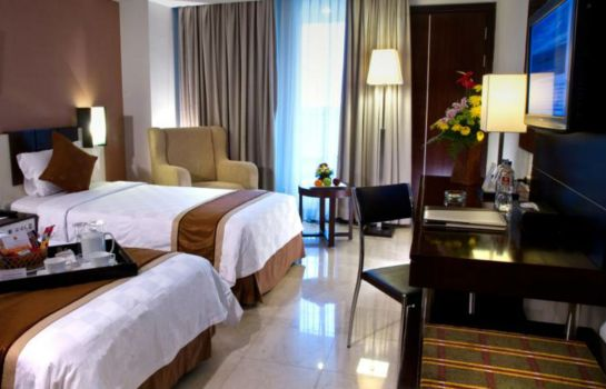 Chambre double (standard) Grand Clarion Hotel & Convention Makassar