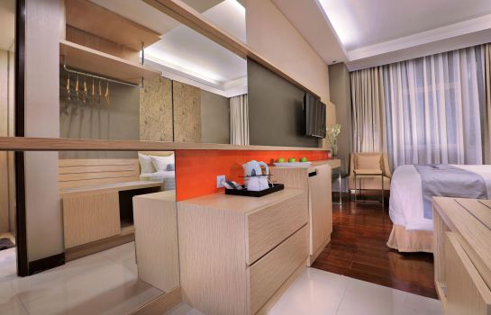 Single room (standard) Malioboro Yogyakarta by ASTON