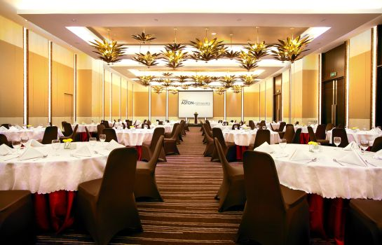 Balzaal Grand Aston Yogyakarta & Convention Centre
