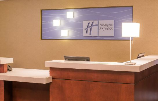 Hall Holiday Inn Express & Suites TREMBLANT