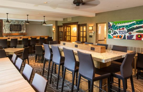 Restaurante Holiday Inn Express & Suites TREMBLANT