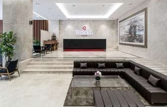Hol hotelowy Ramada Incheon Hotel