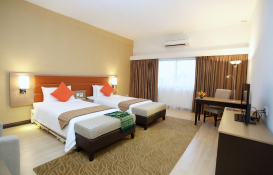 Doppelzimmer Komfort TH Hotel & Convention Centre Terengganu