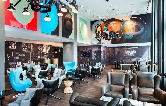 Hotel-Bar Motel One Basel