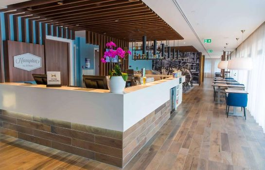Hall Hampton by Hilton Amsterdam Centre East