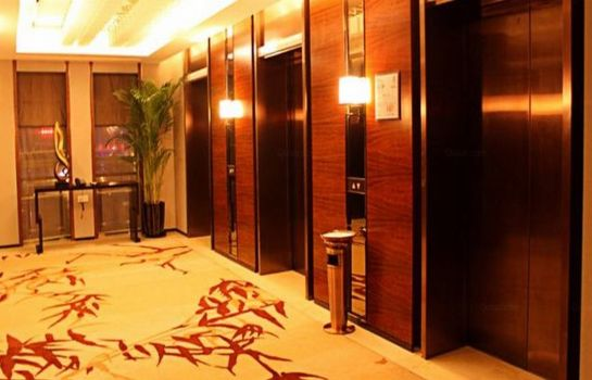 Vista all'interno Tianyu International Hotel