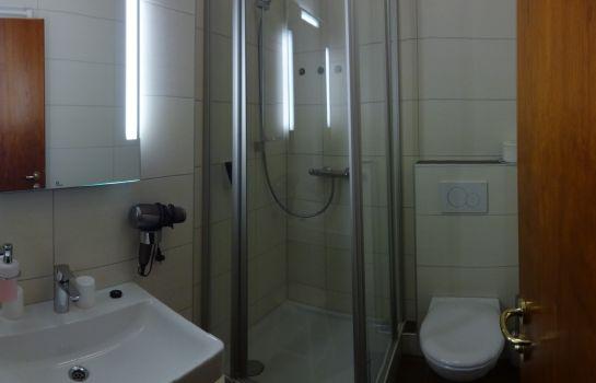 Bathroom Schloß Hotel Hirschau