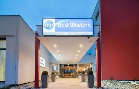 Vista esterna Smart Hotel Best Western