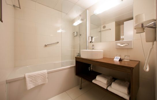 Bagno in camera Smart Hotel Best Western