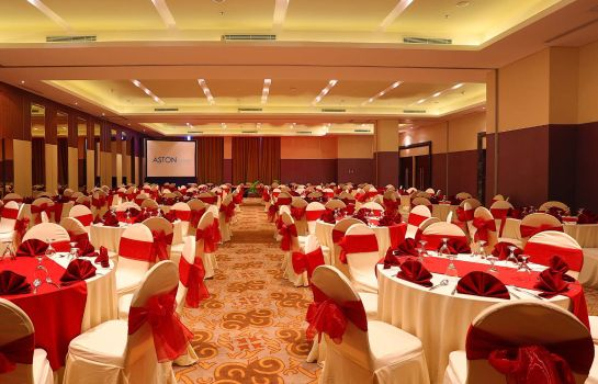 Meeting room Aston Jambi Hotel & Conference Cener