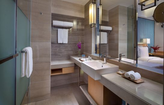 Bagno in camera Foshanl LN Dongfang Hotel Financial Center