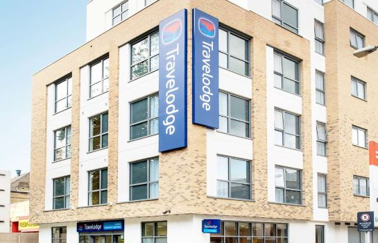 Vista esterna TRAVELODGE LONDON GREENWICH HIGH ROAD