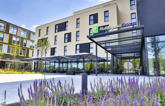 Exterior view Holiday Inn Express KARLSRUHE - CITY PARK