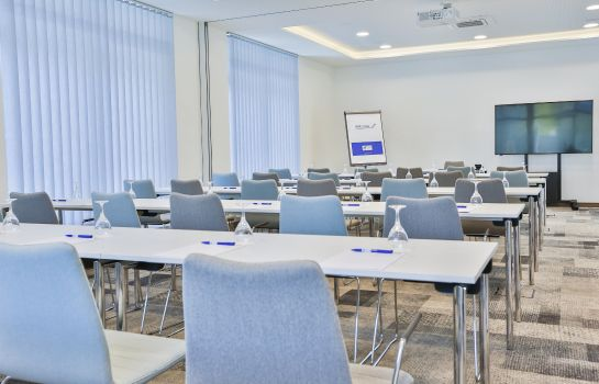 Conference room Holiday Inn Express KARLSRUHE - CITY PARK
