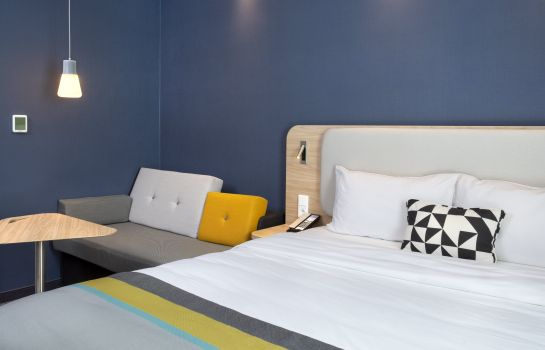 Triple room Holiday Inn Express KARLSRUHE - CITY PARK