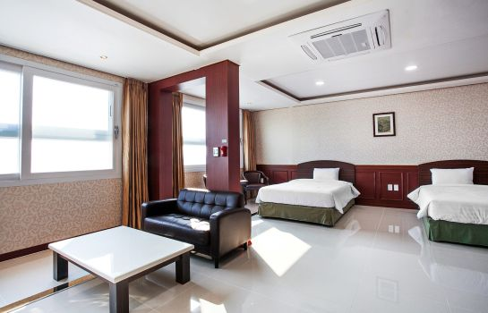 Suite Junior Intercity Seoul Hotel