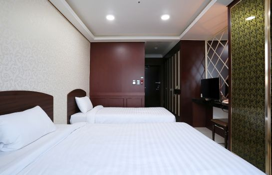 Double room (standard) Intercity Seoul Hotel