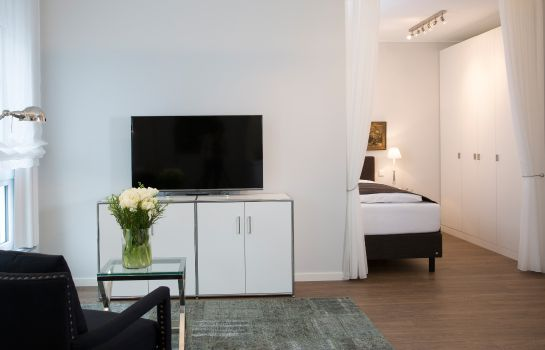Doppelzimmer Komfort LOGIS First Class Business Suites