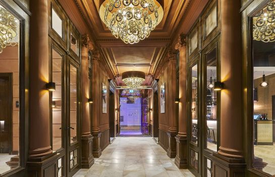 Hall Hotel Nassau Breda Autograph Collection