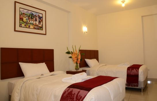 Double room (standard) Casa Real