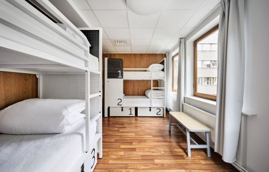 Four-bed room Generator Stockholm