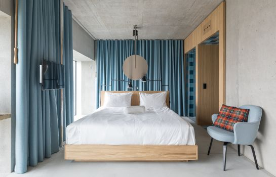 Suite PLACID HOTEL Design & Lifestyle Zurich