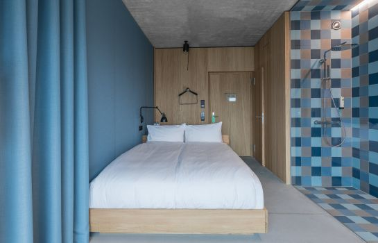 Double room (standard) PLACID HOTEL Design & Lifestyle Zurich