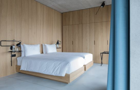 Double room (superior) PLACID HOTEL Design & Lifestyle Zurich
