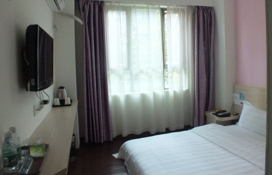 Camera singola (Standard) Jiajie Hotel Qi Lou Old Street Branch (Domestic only)