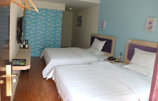 Chambre double (standard) Jiajie Hotel Qi Lou Old Street Branch (Domestic only)