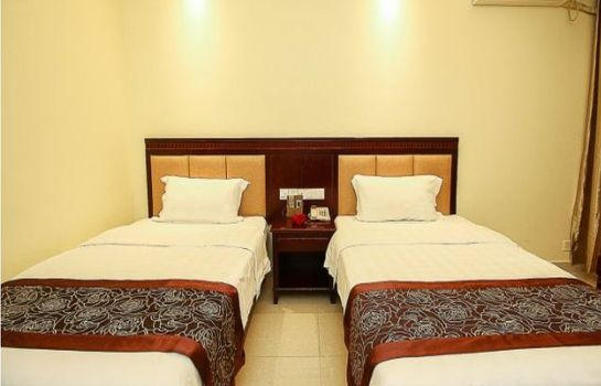 Chambre double (confort) Jiajie Hotel Haikou Huaqiao Middle School Branch