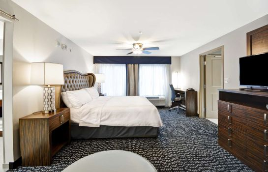 Zimmer Homewood Suites by Hilton Birmingham Downtown Near