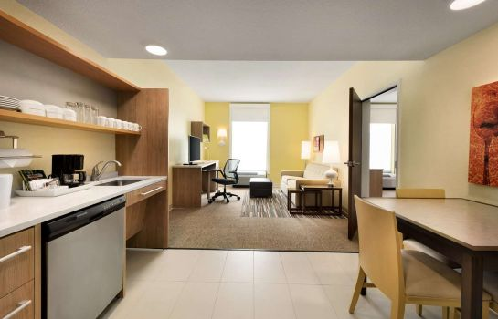Zimmer Home2 Suites By Hilton-Cleveland Beachwood