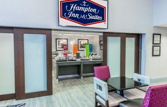 Restaurante Hampton Inn - Suites Dublin