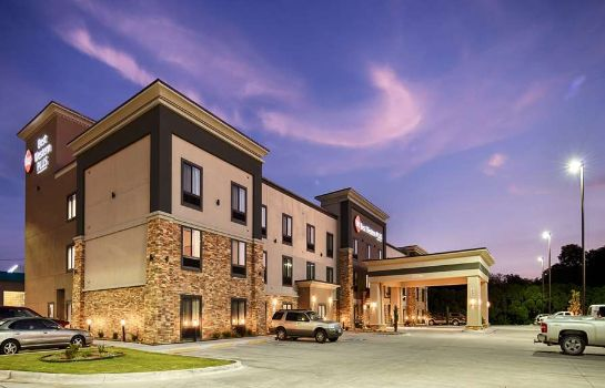 Vista exterior BEST WESTERN PLUS ARDMORE INN