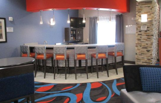Hotel-Bar BEST WESTERN PLUS ARDMORE INN