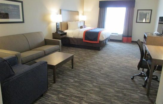 Suite Best Western Plus Ardmore Inn & Suites