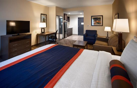 Chambre BEST WESTERN PLUS ARDMORE INN