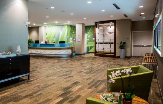 Hotelhalle SpringHill Suites Charleston Mount Pleasant