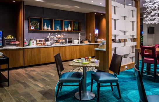 Restaurant SpringHill Suites Charleston Mount Pleasant