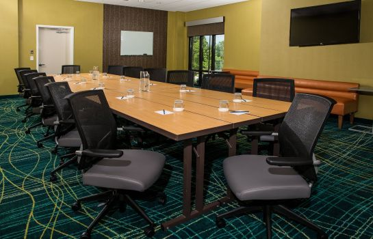 Conference room SpringHill Suites Charleston Mount Pleasant SpringHill Suites Charleston Mount Pleasant