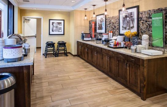 Restaurant Hampton Inn - Suites Whitefish